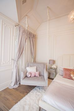 667 Best Big Girl Rooms images in 2019 | Child room, Project Nursery ...