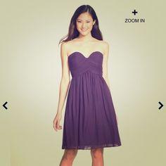 "Donna Morgan """"Morgan"""" Silk Chiffon Dress"