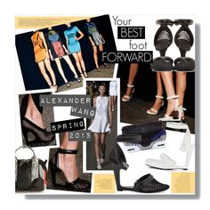 Alexander Wang 2015.... by clovers-mind on Polyvore featuring Alexander Wang and Cutie