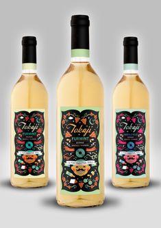 creative, design, Examples, Inspiration, label, packaging, professional,Tokaji