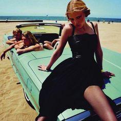 Lara Stone - Vogue Paris