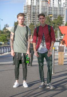 Street Style Melbourne