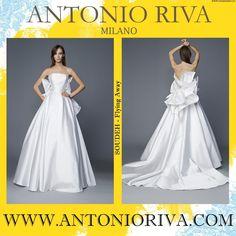 Carissime future #spose, direttamente dalla collezione #FlyingAway di Antonio Riva Milano, #Soudeh, un abito che vi scalderà il cuore❤️!