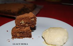 Glace Moka: BROWNIES DE CHOCOLATE CON NUECES