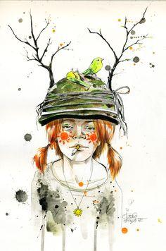 Lora Zombie