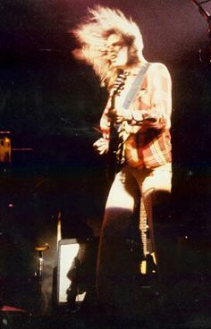 Happy Birthday... Neil Young in Hammersmith 1976