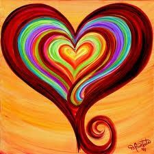 Spread LOVE today to yourself, to others, your life and the world around you and do it from your HEART. LOVE is the highest vibration :)