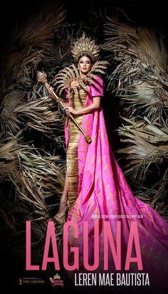 Philippines Fashion, Philippines Culture, Modern Filipiniana Gown, Miss Universe National Costume, Zamboanga City, Miss Pageant, Filipino Fashion, Tribal Costume, Filipino Culture