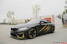 BMW-M4-Impressive-Wrap-1 - Car Substance