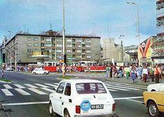 Szczecin, Poland in the '70