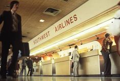 Flashback Fridays: Mid-70s Love Field Miscellany « Nuts About Southwest