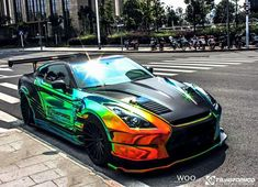 Cool looking Ben Sopra GT-R