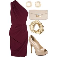 classy lady cute outfit for a wedding I will be attending soon. Love the versatility Winter Wedding Outfits, Winter Wedding Guests, Fall Wedding, Purple Wedding, Wedding Attire, Wedding Ideas, Wedding Dresses, What To Wear To A Wedding, Classy Women
