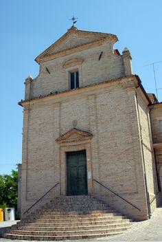 Chiesa di S Francesco #marcafermana #monsampietromorico #fermo #marche