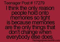 Teenager Posts | via Tumblr