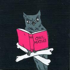 'Owl Maths' by Deth P. Sun