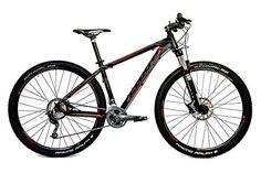 Cloot - Bicis de montaña 29 - Mtb - Anibal 900 Deore, Aluminio Triple Butted direccion tapered, Grupo Deore 27 Velocidades, resto en Alivio, Rocksox 30 Silver, frenos Avid DB1, Talla M (162 - 173)
