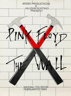 Rock Posters, Concert Posters, Nassau Coliseum, Music Studio Room, Music Album Covers, Music Aesthetic, Best Rock, Pink Floyd, Classic Rock