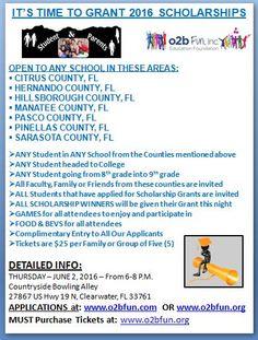 WIN ... be a WINNER by applying for Educational Grants!