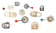 Ørestikker👂🏼💎📍💕 #ørestikker #earstuds #guld #gold #sølv #silver #koraller #coral #stone #sten #radarørestikket #håndlavet #handcrafedjewelry #handmadejewelry #handcrafted #guldsmed #goldsmith #jewelry #jewellery #smykker #contemporaryjewlery #kunsthåndværk #nørrebro #copenhagen #danishdesign #nordicdesign