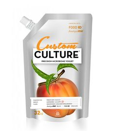 """Custom Culture Yogurt is one of the many examples of Food Concept Products developed by """"thefuturemarket.com"""". Very nice and visionary project."""