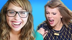 Laci Green talks about Taylor Swift's involvement in feminism.