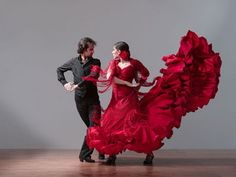 flamenco dancer hairstyles for women - Google Search