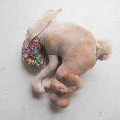 Soft sculpture By Mister Finch