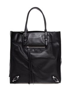 BALENCIAGA | Papier Leather Tote