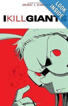 I Kill Giants. Finished August 14, 2014.