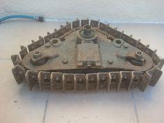 bouyer chenille - Restauration Motoculteur bouyer 334-70 chenillard