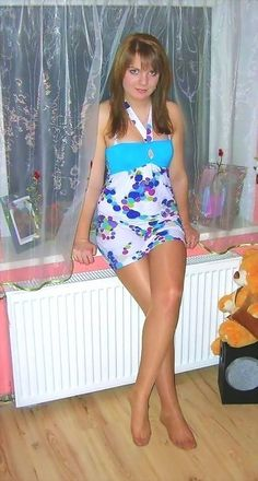Was Seventh heaven pantyhose very