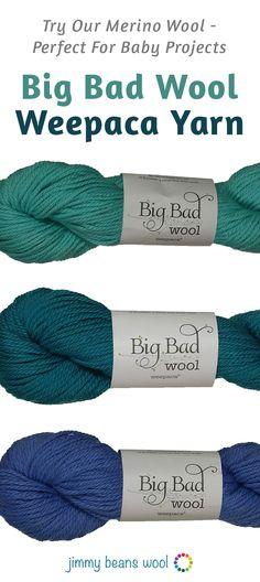 bb85580300f4c Jimmy Beans Wool · Big Bad Wool Weepaca Yarn