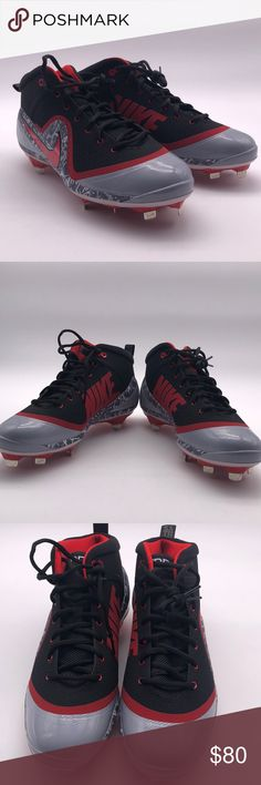 reputable site f77c4 0ef6c Nike Zoom Trout 4 Metal Baseball Cleats Men s 11 Nike Zoom Trout 4 Metal  Baseball Cleats