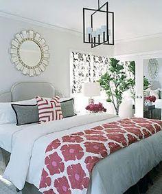 elegant and classy bedroom