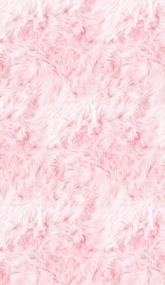 Fluffy pink fur iPhone wallpaper