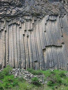 #NTSTranslation #ARmenia #travelling Symphony of stones near Garni, Armenia