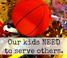 Need to Serve by Serving Joyfully. A great post on how children need and want to serve others. Kid N Play, How To Teach Kids, Living Under A Rock, Serving Others, Parenting Ideas, Marriage And Family, Church Ideas, Our Kids, Mondays