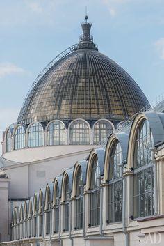 """Павильон """"Космос"""" на ВДНХ: фото и гигапиксельная панорама 360° после реконструкции"""