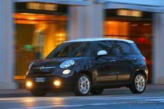 Premio 'Euro NCAP Advanced' al City Brake Control de Fiat