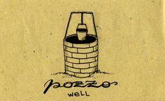 Learning Italian Language ~  Pozzo (well) IFHN