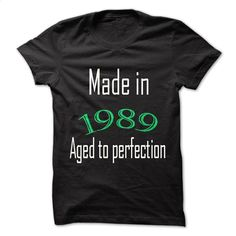 Hot Seller-Most special T-shirt 1989 T Shirt, Hoodie, Sweatshirts - personalized t shirts #fashion #style