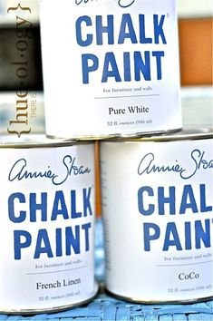 Fun with Chalk Paint #Chalk Paint