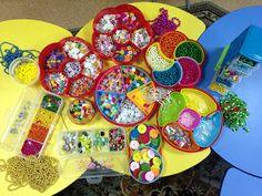 Блог детского психолога Юлии Геннадиевны Шевченко: Что могут камни, пуговицы, бусы?