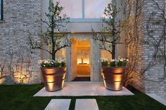 John Cullen garden exterior outdoor lighting