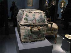 Marie Antoinette's travel box