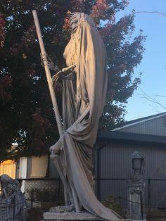 Witch Creek Cemetery Ferryman