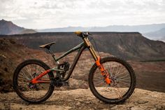 Two days until @redbull #rampage. @brendog1 and his bike are ready. Are you? Photo: @iancollinsphotography