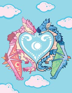 Monster Hunter Valentines Ultimate by Cosmopoliturtle