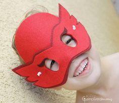 Owlette DIY Pj Masks